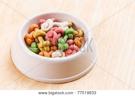 Cat Or Dog Food Snack