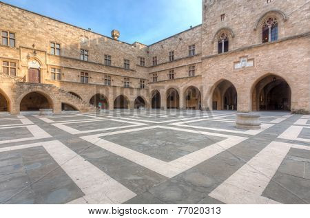 Rhodes Grand Masters Palace