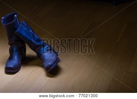 Lonely Boots