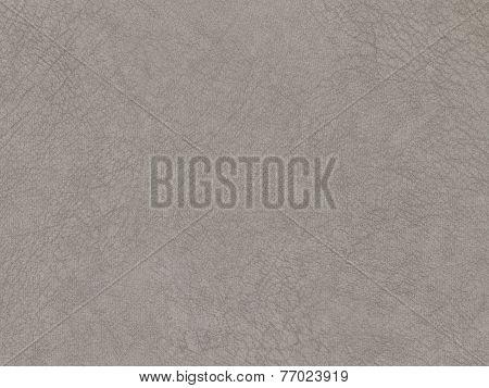 Soft Grey Leather background