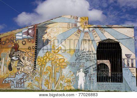 Street Art in Santa Clara