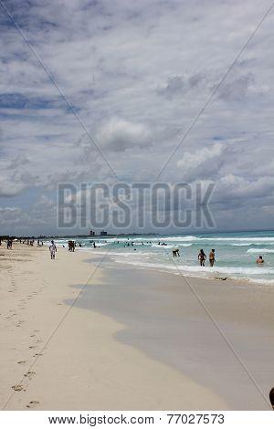 Dreaming Cuba's beach