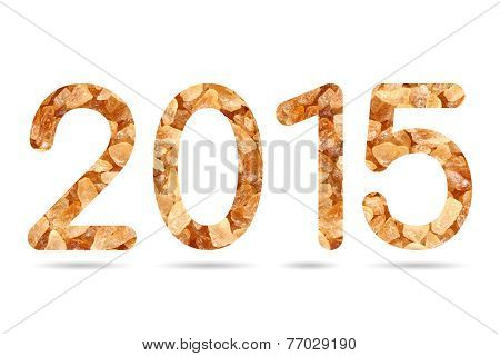 2015 Numeric From Natural Rock Sugar