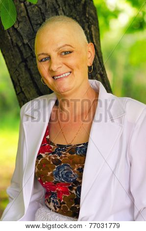 Happy Cancer Survivor