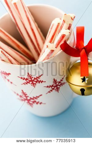 Peppermint Stirrers