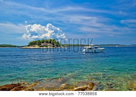 Paklenski Islands Of Hvar Yachting Destination