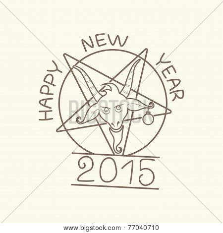 Happy New Year of the Goat