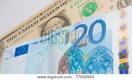 Dollar - Euro