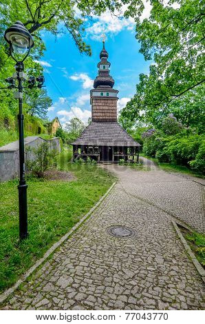 Orthodox church in Prague