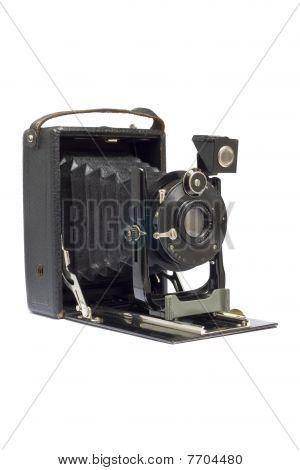 Foldable Vintage Camera