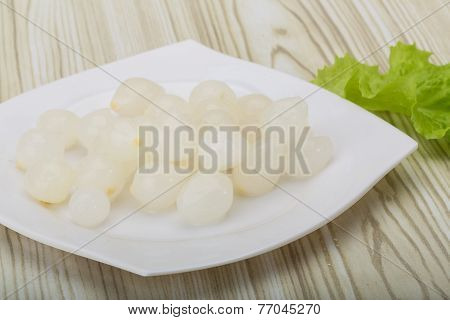 Marinated Onion