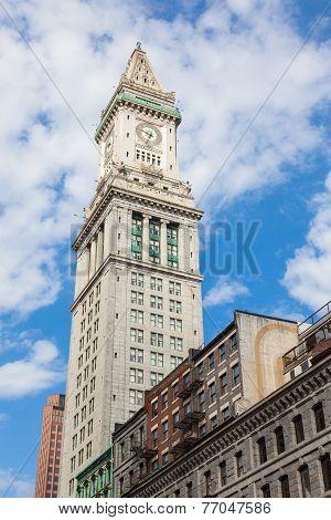 Boston Custom House Tower, Massachusetts - Usa