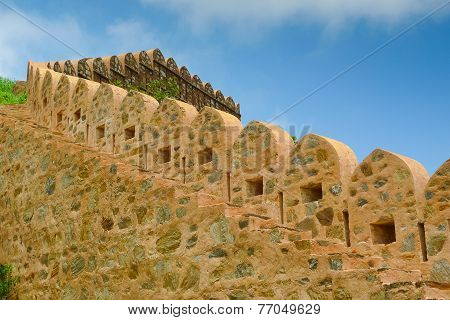 Kumbhalgarh Fort Battlements