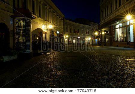 Tarnow, Walowa Street