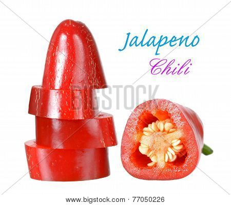 Red Jalapeno Pepper
