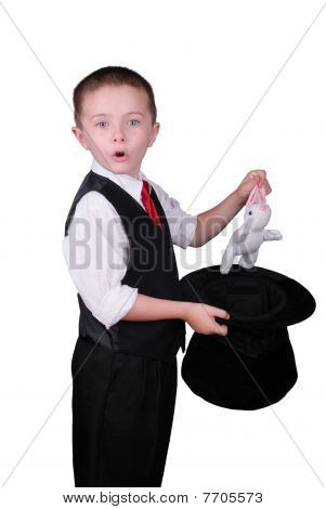 Magician Child