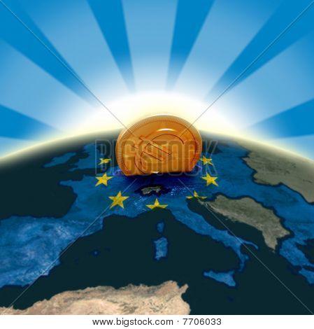 European moneybox