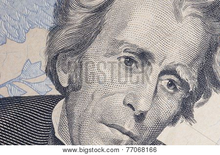 Twenty Dollars Bill