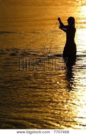 Thailand Fisherman