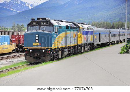 Passenger Train.