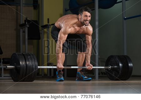 Wrong Way To Do Deadlift