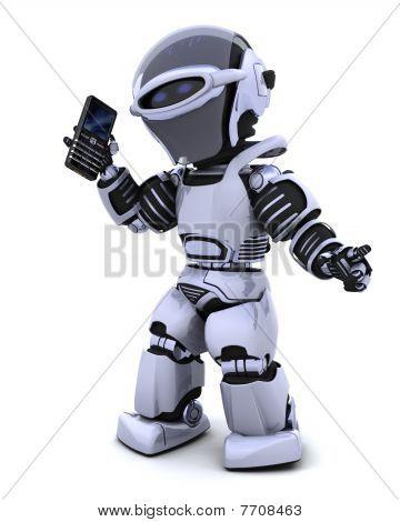 Robot inteligente Phoine