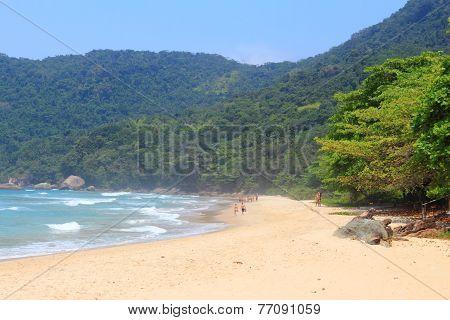 Trindade Beach, Brazil