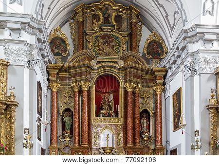 Church Of Santa Cecilia, Ronda