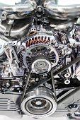 pic of lube  - Car engine - JPG
