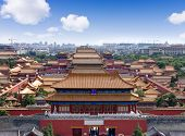 pic of palace  - mperial Palace in Beijing - JPG