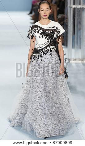 Carolina Herrera - Fall 2015 Collection