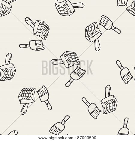 Pet Dog Broom Doodle