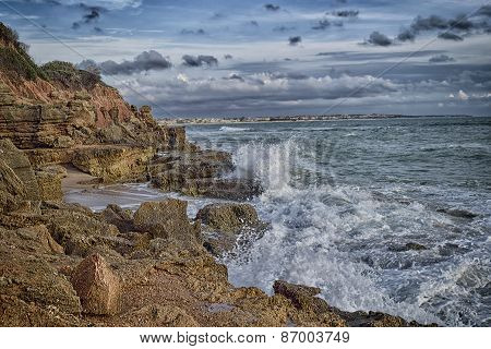 Natural Breakwater