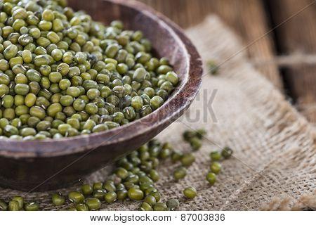 Some Mung Beans