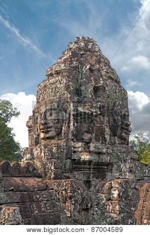 khmer tower