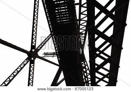 Abstract Steel Girders