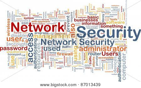 Background text pattern concept word cloud illustration of network