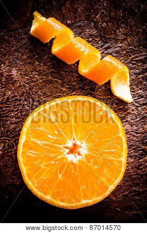 Orange, Mandarin