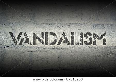 Vandalism