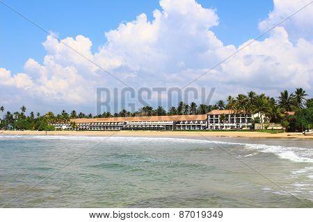 Hotel The Surf Bentota, Sri Lanka