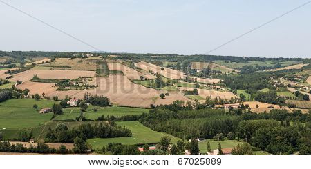 View From Cordes-sur-Ciel