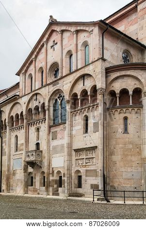 Modena Cathedral, Italy