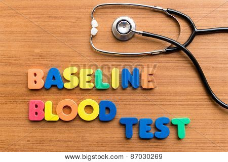 Baseline Blood Test