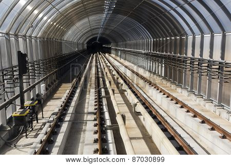 Subway Tunnel No Motion
