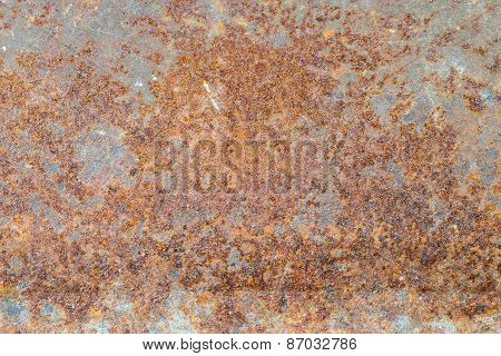 Old rust stains texture background