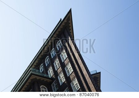 Chilehaus In Hamburg, Germany
