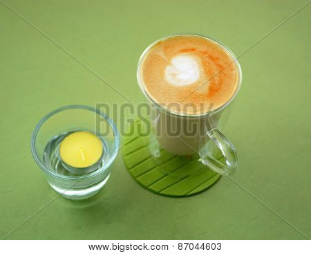 Coffee latte
