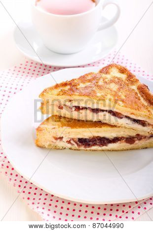 Eggy Bread Or French Toast
