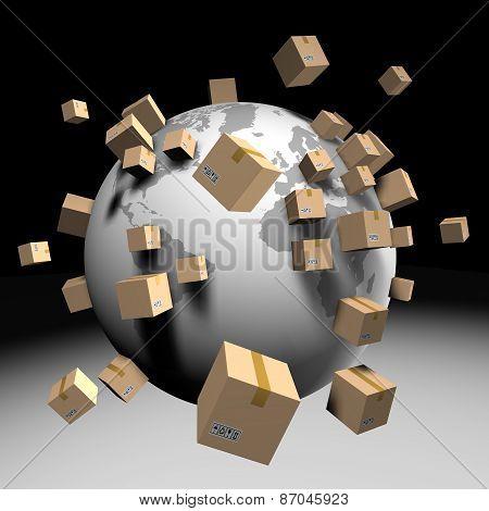 Shipment Concept