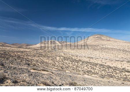 Jandia Landscape, Fuerteventura